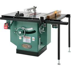 Grizzly Cabinet Saw Canada by Grizzly G1023rlwx Cabinet Left Tilting Table Saw 10 Inch