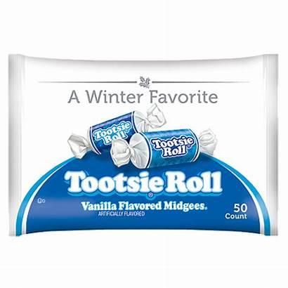 Tootsie Roll Vanilla Oz Bag Flavored Midgees