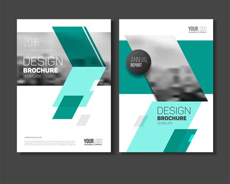 Templates For Brochures Free by Brochure Template Brochure Templates Creative Market