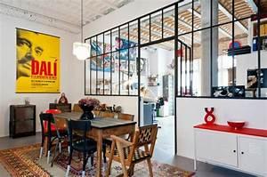 Loft Industriel Au Design Intrieur Dinspiration