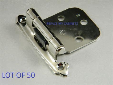 flush mount cabinet hinges 50 amerock cabinet hinges variable overlay chrome bp7629