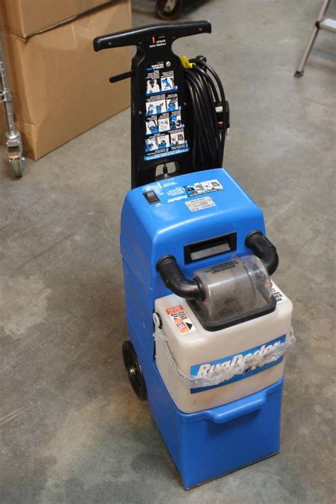 rug doctor prices rug doctor mighty pro carpet cleaner property room