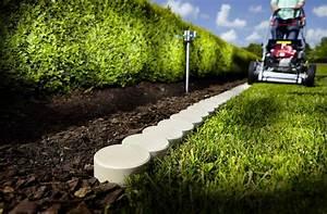 Bordure De Jardin : bordure de jardin en plastique bio bordure beige ~ Melissatoandfro.com Idées de Décoration