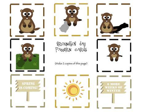 free preschool printables groundhog day theme jan and 720 | 211fce439bd11130faf48a0aa7ca98f8