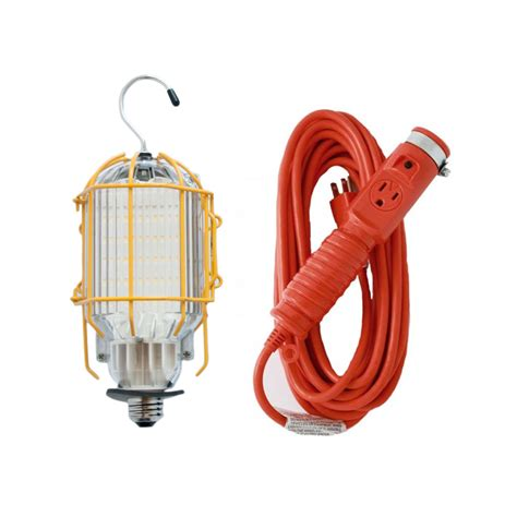 led trouble light led premium work light combo with 25 cord trouble free