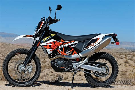 dirt bike magazine ktm  ride