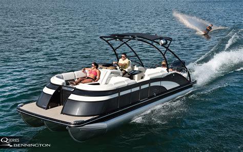 Fishing Boat Club Reviews by Bennington Pontoon Boats Photo Gallery