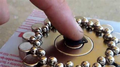 pyrolytic graphite   circular array  neodymium magnets youtube