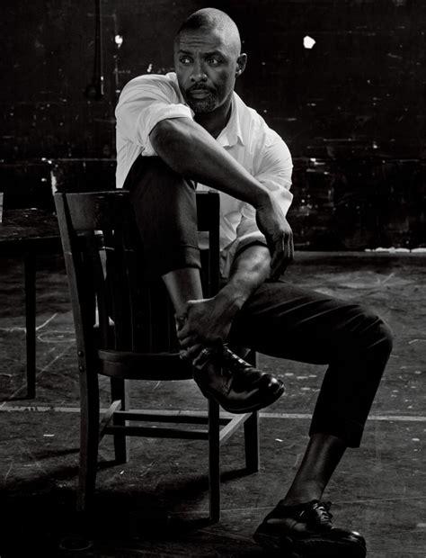 Idris Elba's Latest Photoshoot Is Here To Brighten Your ...