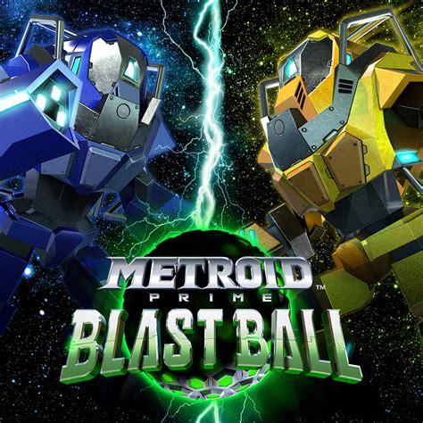 metroid prime blast ball nintendo ds  software