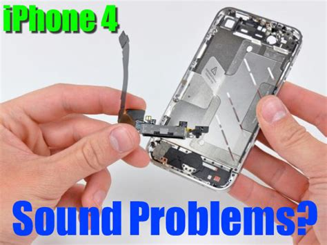 my iphone doesn t ring iphone 4 sound issue ringtones works text tone doesn t