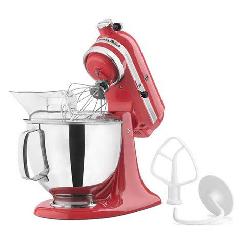 kitchen aid artisan accessories kitchenaid ksm150pswm 10 speed stand mixer w 5 qt 4968