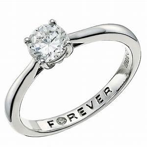 the forever diamond palladium 950 2 3 carat diamond ring With the forever diamond wedding ring