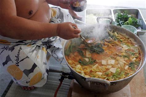sumo wrestling champion byamba ulambayar eats
