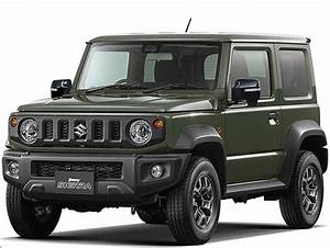 Suzuki Jimny 2018 Model : 2018 suzuki jimny suv looks like a baby mercedes g class in these studio pictures ~ Maxctalentgroup.com Avis de Voitures