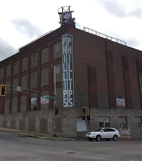 tell us about the former phillips furniture building