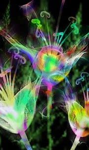 neon roses - Google Search | Neon flowers, Neon wallpaper ...