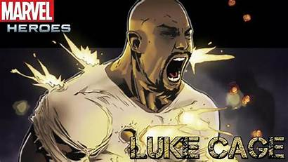 Luke Cage Wallpapers Marvel Dps Heroes Unique