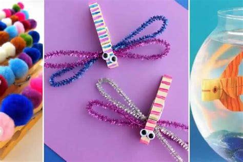 25 id 233 es de bricolages pour enfants 224 faire avec des pinces 224 linge objets design