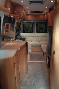motor home interior interiors pictures auto news and car reviews