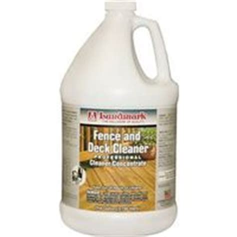Jomax Deck Wash by Composite Deck Jomax Composite Deck Cleaner