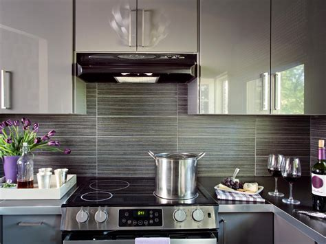 kitchen tiles grey mosaic backsplashes pictures ideas tips from hgtv 3329