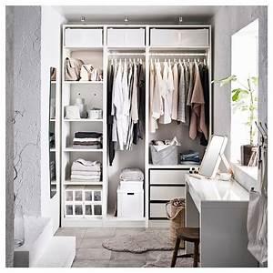 Ikea Offener Schrank : pax wardrobe white 175x58x236 cm ikea canada ikea ~ Watch28wear.com Haus und Dekorationen