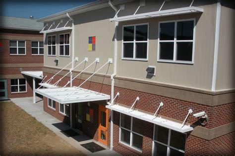 aluminum hanger rod overhead support canopies