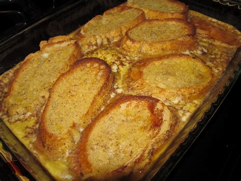 Bit Blue Sky Recipe Baked French Toast