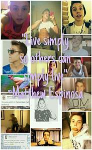 Live simply so others can simply live ~Matthew Espinosa ...