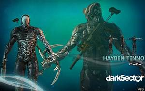 Dark Sector Hayden Tenno By XNASyndicate On DeviantArt