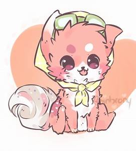 Anime Chibi Puppy Pictures to Pin on Pinterest - PinsDaddy