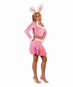 Adult Sexy Bunny Costume - Women Halloween Costumes