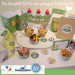 Kindergeburtstag Kuchen Deko Ideen : fu ball kindergeburtstag ~ Yasmunasinghe.com Haus und Dekorationen