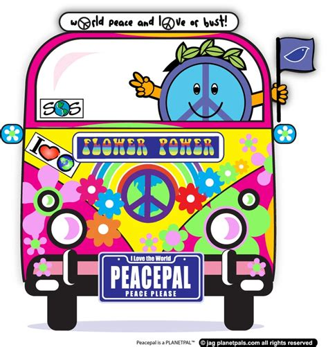 Peace Love Hippies