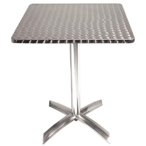 table de cuisine carree table de bistro ronde carrée ou rectangulaire