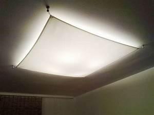 Dimmbare Led Deckenlampe : lichtsegel led e27 segelleuchte kaufen ~ Frokenaadalensverden.com Haus und Dekorationen