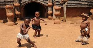 South African children dancing—a glimpse of the unique ...