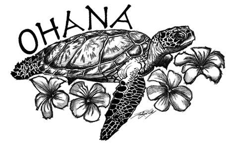 hawaiian turtle tattoo design photo  hawaiian tattoo