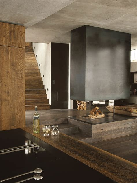 le cuisine decordemon a modern chalet in austria