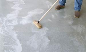 sol en beton notre dossier sur cette tendance tres pratique With comment nettoyer des joints de carrelage au sol encrassés