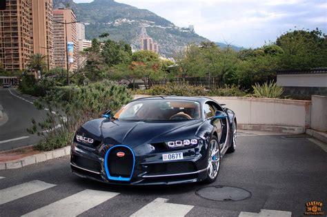 The Next Bugatti Chiron Will Be Electrified