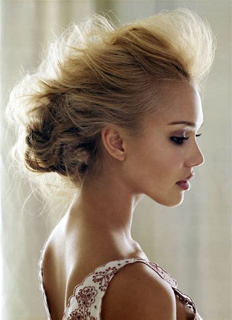 and hair styles best 25 alba updo ideas only on 6926
