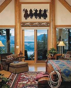 30, Stunning, Western, And, Rustic, Home, Decoration, Ideas