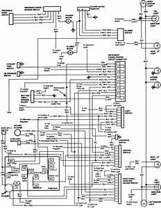1980 Ford F150 Fuse Box Diagram