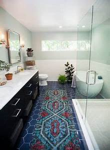 1000 images about geometric tile on pinterest tile for Redesign bathroom online