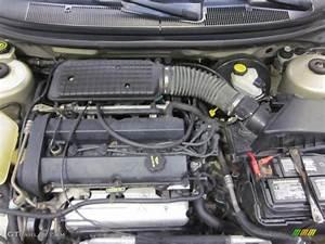2000 Ford Contour Se 2 0 Liter Dohc 16