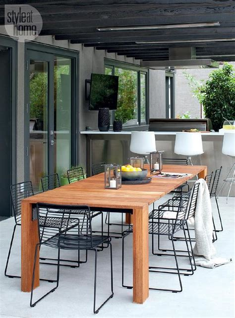 contemporary patio  black pergola contemporary