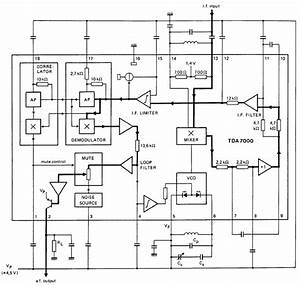 Tda7000 Fm Radio Receiver Circuit