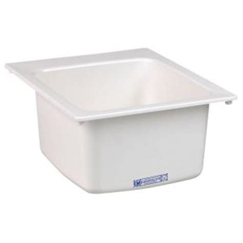 Plastic Mop Sink Home Depot by Mop Sink With Legs